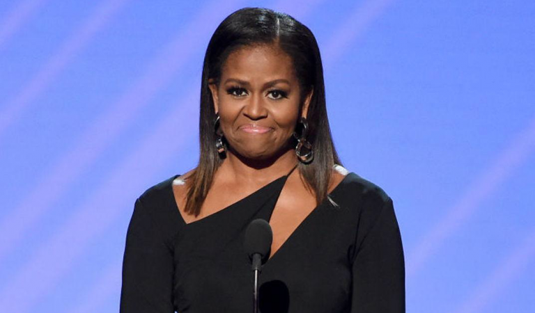 YouGov poll shows that Michelle Obama is the world's most admired woman.
